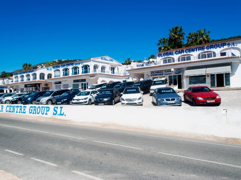 a7c92077816c8e Global Car Centre Moraira   Head office   Alicante Province