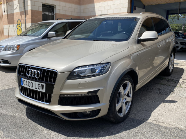 Audi Q7 3.0 Tdi Quattro S Line Photo