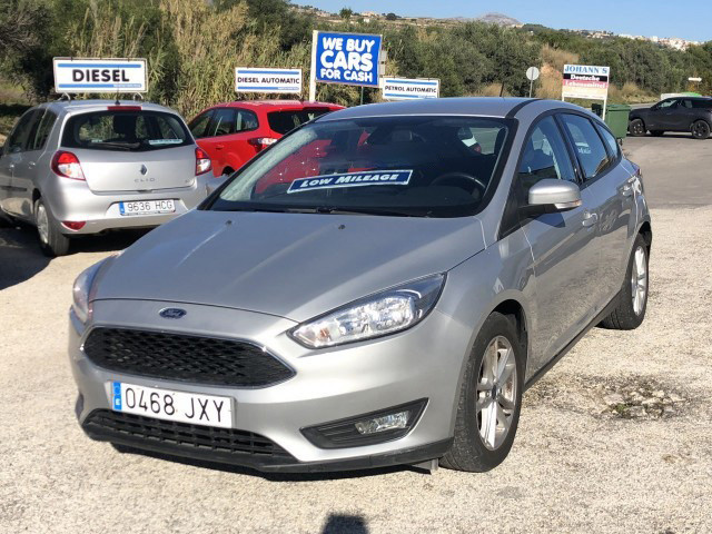 Ford Focus Eco Boost 1.0 Trend Plus