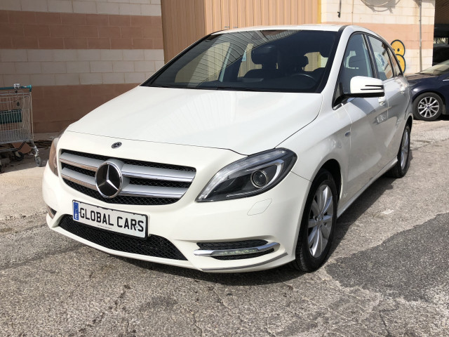 Mercedes B180 Cdi Sport Elegance Pack Automatic Photo