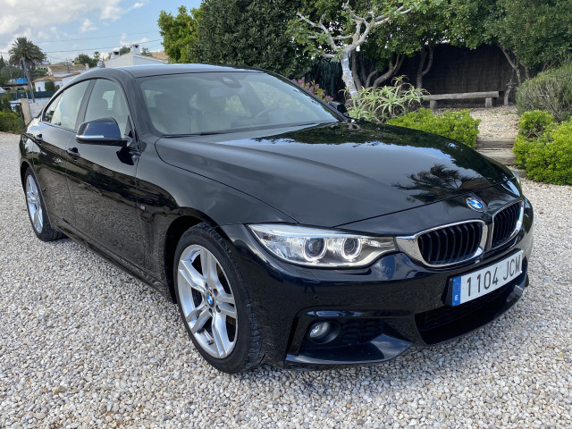 BMW 420D Grand Coupe M Teck Photo