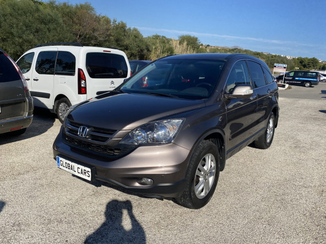 Honda Crv 2.2 D Top Photo