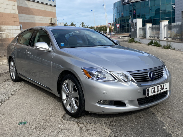 Lexus Gs 450H Ambassador Electric Petrol Automatic