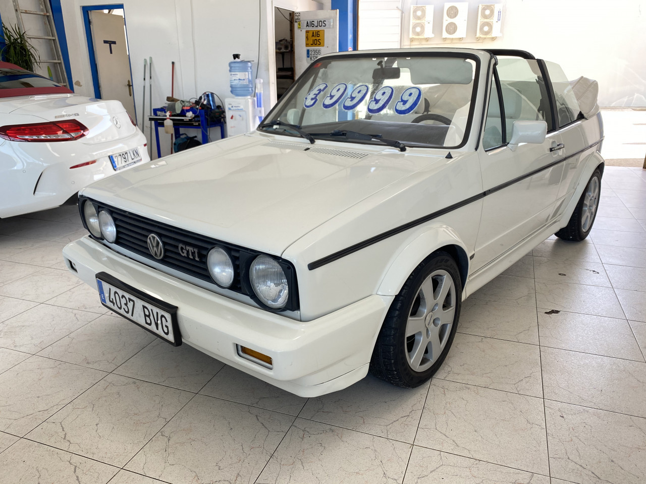 Volkswagen Cabriolet 1.8 Gti Photo