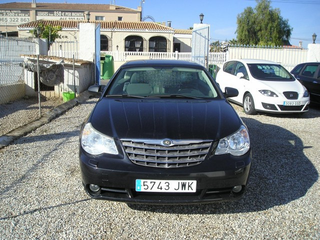 Chrysler Sebring 2.7 Ltd