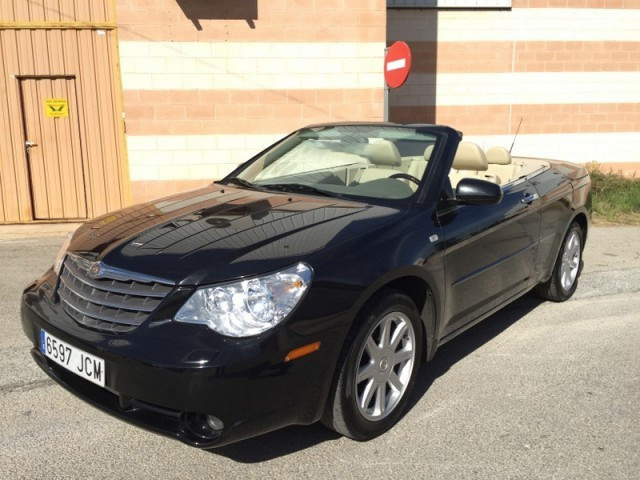 Chrysler Sebring 2.7 Ltd Photo