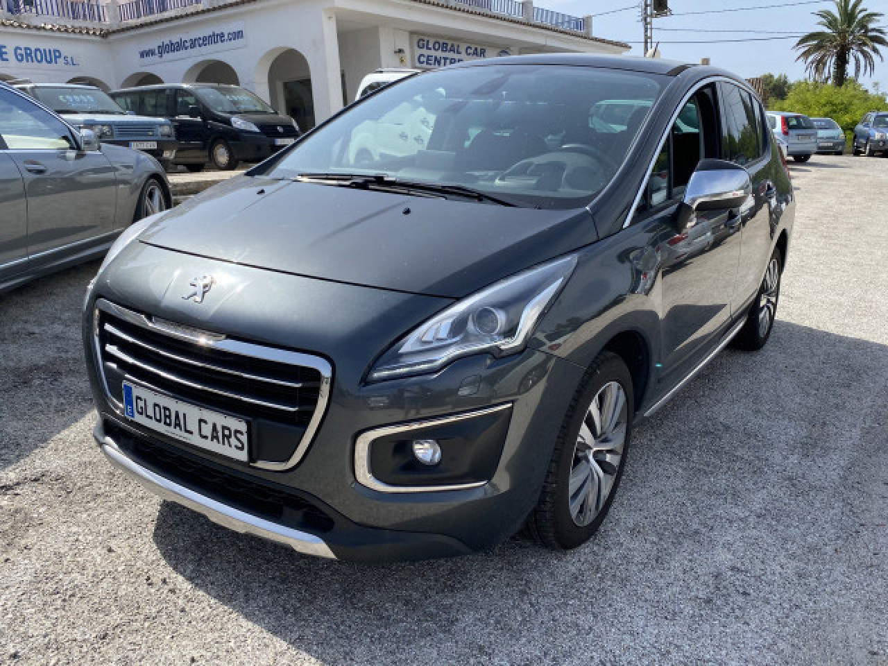Peugeot 3008 Allure 2.0 Hdi Automatic Photo