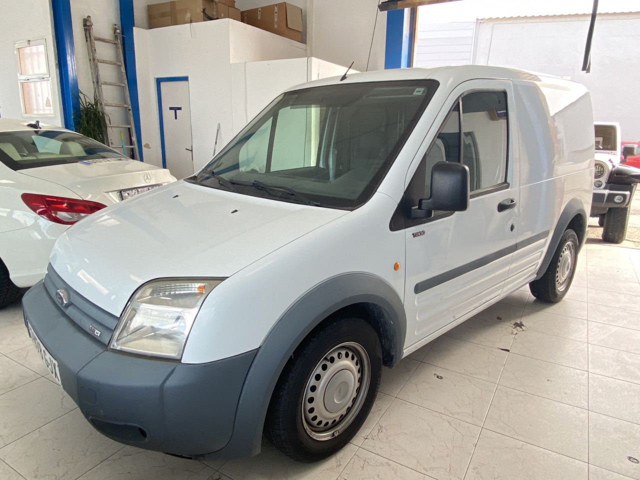 Ford Transit Connect Panel Van 1.9 D Photo