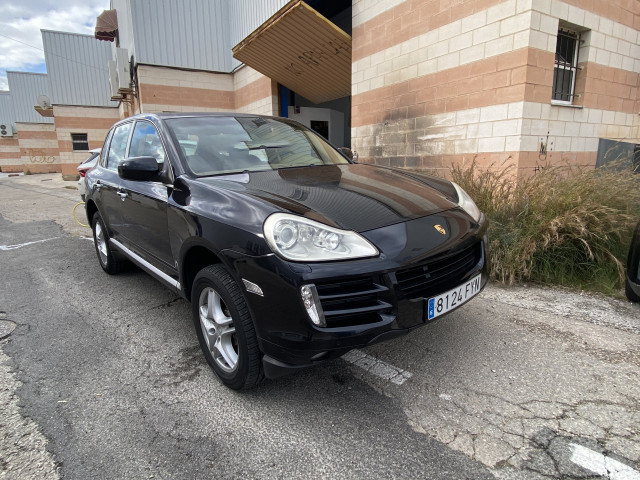 Porsche Cayenne 3.6 Automatic Photo