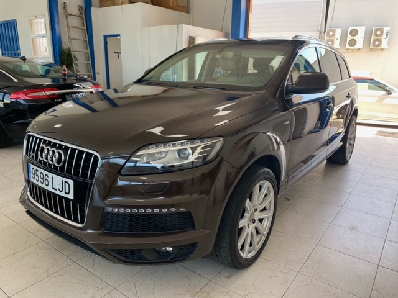 Audi Q7 4.2 Tdi Quattro S Line Photo