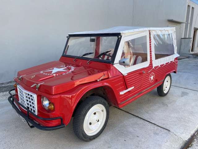 Citroen Mehari Photo